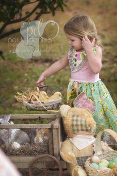 Bunny | Easter mini Sessions | Paula Daniels Fine Art Baby Portraiture | Brandon MS | paula@pauladaniels.com