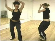 How to Dance to Reggae Dancehall : Demonstration of Reggae Dancehall Dances - YouTube