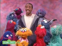 ▶ Sesame Street: Abc Hip Hop With Miles - YouTube - Alphabet Song - One of my favorites