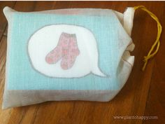 Plan to Happy: Say it With a Sock {Subscription Box Review}