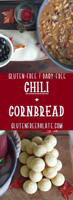 Host your next dinner party with a Gluten-Fee Chili Bar! Everything is ready in less than an hour and super easy to pull together. Gluten Free Chili Recipe, Gluten Free Soup, Best Gluten Free Recipes, Gluten Free Rice, Gluten Free Recipes For Dinner, Gluten Free Breakfasts, Gluten Free Desserts, Gluten Free Party Food, Free Food