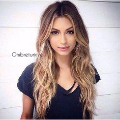 Hair hair styles hair color hair cuts hair color ideas for brunettes hair color ideas Pretty Hairstyles, Layered Hairstyles, Hairstyle Ideas, Hair Ideas, Short Hairstyles, Blonde Hairstyles, Long Haircuts, Amazing Hairstyles, Bouffant Hairstyles