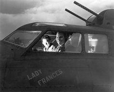 B-17, Bassingbourn, England 1943