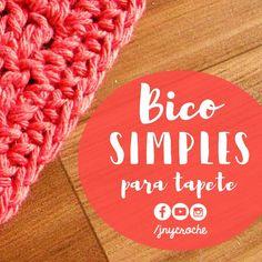 Pessoal, hoje estamos ensinando como fazer um bico simples de crochê para  tapete. Belo e fácil.☺ O passo a passo em vídeo você encontra no nosso canal 👉 https://youtu.be/EGlLe9nEw08 😃 Bacana, né?    #canaljnycroche #canalcrochedaju #jnycroche #croché #crochet #croche #crochê #crochetandocomeuroroma #artecomeuroroma #barbantesecologicos #euroroma #eusousustentavel  #bico #bicodecroche #sitejnycroche #crochetaddict #criatividade