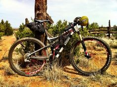 Bikepacking: 9 Indispensable Pieces of Mountain Touring Gear. (Pictured: AZT300 in Placitas, New Mexico.)