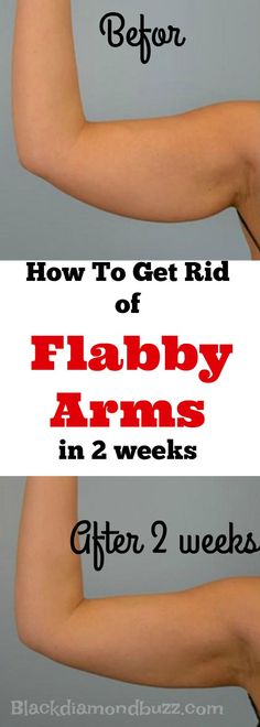 how to lose upper arm fat in a week