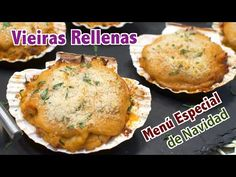 Seafood Recipes, Tapas, Salmon, Muffin, Diet, Breakfast, Brunch, Youtube, Gastronomia