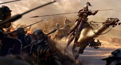 3750x2028 HQ Definition Wallpaper Desktop total war rome ii