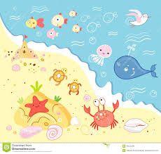 """Résultat de recherche d'images pour """"image animaux marins"""""""