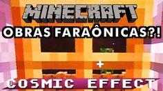 Minecraft: Obras faraônicas?!