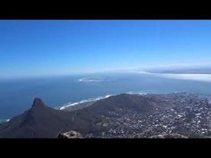 View from Table Mountain in Cape Town - YouTube