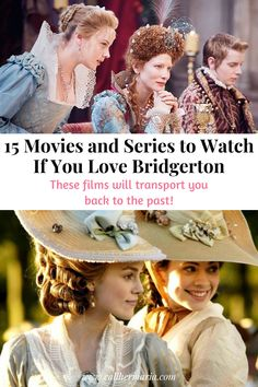 15 Movies and Series to Watch If You Love Bridgerton - Call Her Maria | Beauty, Lifestyle, and Wellness