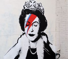 Queen as Ziggy Stardust (2012)