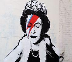 Queen as Ziggy Stardust (2012)