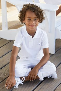 Ralph Lauren Spring/Summer 17 Collection  Available on Smallable : http://en.smallable.com/ralph-lauren  Boys. Girls. Toddlers. Childrenswear. Fashion. Summer. Outfits. Clothes. Smallable