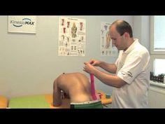 Cviky proti bolesti zad / bolestiam chrbta / back pain Kinesiology Taping, Back Pain, Tape, Youtube, Cinema, Youtubers, Band, Youtube Movies, Ice
