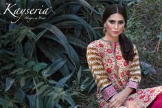 Huma Khan posses in Kayseria's latest winter collection. Visit your nearest Kayseria Outlet. OR Shop Online at : http://www.kayseria.com/pk/