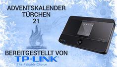 Mobiler 4G/LTE-WLAN-Router M7350 von TP-LINK