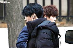 141107 BTS Music Bank ♡