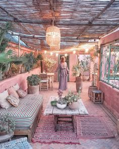 ALL the pink. Marrakesh daydreams with ALL the pink. Marrakesh daydreams with