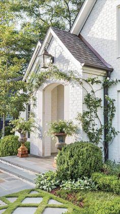 Landscape Design, Garden Design, House Design, Landscape Art, Landscape Paintings, House Exterior Design, Design Set, House Exteriors, Modern Design