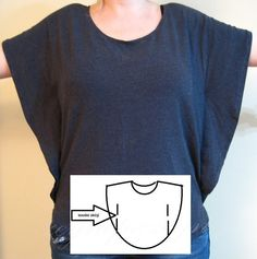 DIY simple shirt