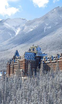 The Fairmont Banff Springs Hotel