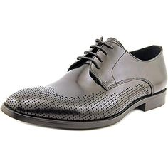 966641d7a120d5 Kenneth Cole NY Lucky Ticket Men Wingtip Toe Leather Black Oxford. MODOmax  · Men Dress Shoes · Ted Baker ...