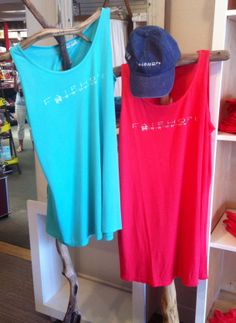 Summer 2014, #thefairhopestore tank top cover up dresses!
