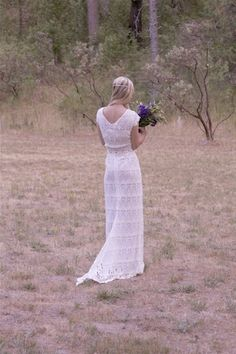The perfect collection for hippie-chic brides