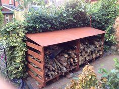 Dans le cas où vous vivre dans une maison avec un jardin et vous avez une cheminée , quelque chose de fondamental est d'avoir un bûcher où nous pouvons stocker notre bois de chauffage et il e…
