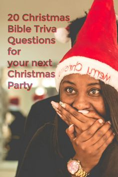 If you look for Christmas party ideas for your youth group ministry, here are 20 Christmas Bible Trivia Quiz Questions as your christmas party game idea