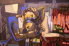 Amor nuevo - Mural Jorge Gay (fundación Amantes de Teruel)