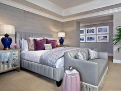 Decorate With Pantone's 2014 Color of the Year, Radiant Orchid : Page 03 : Decorating : Home & Garden Television