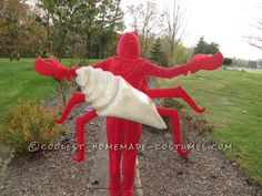Coolest Hermit Crab Costume ... This website is the Pinterest of costumes