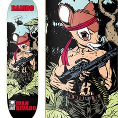 Jart Skateboards - Freak Pro Series on Behance Skateboards, Lincoln, Comic Books, Behance, Illustrations, Comics, Cover, Art, Art Background
