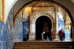 MOSTEIRO DE S.BERNARDO--Portalegre