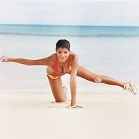 A full body POP Pilates workout routine that will help you burn fat and lose weight. Instructor Cassey Ho.