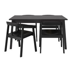 TRANETORP/ESBJÖRN Table and 4 chairs IKEA