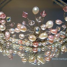 DIY princess tiara - next summer's beach project for Marianne's girls