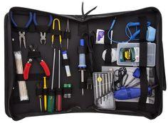 Tool Kit, Deluxe Computer Technician - TK-1700 - Hand Tool Sets - Amazon.com