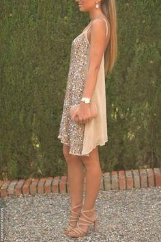 Outfit vestido para fiesta