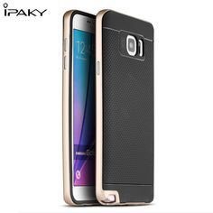 Note 5 Case Original Brand Neo Armor Hybrid Back Hard Cases for Samsung Galaxy Note 5 N920 Slim Accessories Cover Ultrathin