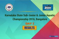 Day 2 Results of the Karnataka State Sub-Junior & Junior Aquatic Championship 2016, Bangalore New State Record created by Sanjay.C.J for Boys, 1500m Freestyle  ( 16:50.06) Get the complete meet results @ ‪ http://swimindia.in/results-of-the-karnataka-state-sub-junior-junior-aquatic-championship-2016-bangalore