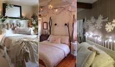 33 Best Christmas Decorating Ideas for Your Bedroom