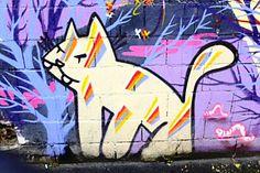 Bagnolet - rue Robespierre - street art