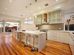 1000 Images About Kitchen Ideas On Pinterest Long Kitchen, Cabinets And Modern Kitchens photo - 5