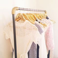 the dreamiest clothing rack