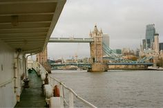 Got to be one of the best moorings in London right by Tower Bridge       #35mm #analog #shootfilm #filmisnotdead #instagood #instalove #filmphotography #필름 #フィルム #胶片 #필름사진 #フィルム写真 #l#пленка#liveauthentic #towerbridge #london #esperanza #maritime #ship #nofilter
