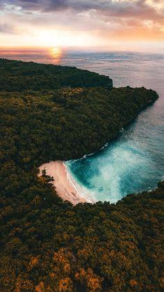 Island surrounded